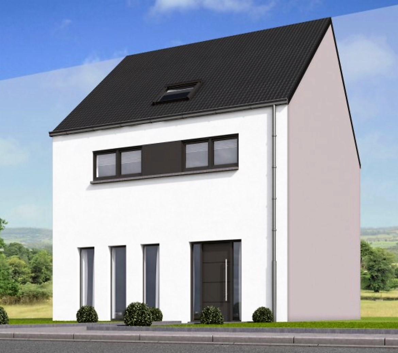 Nieuw te bouwen woning in een rustige straat decklusive for Nieuw huis bouwen